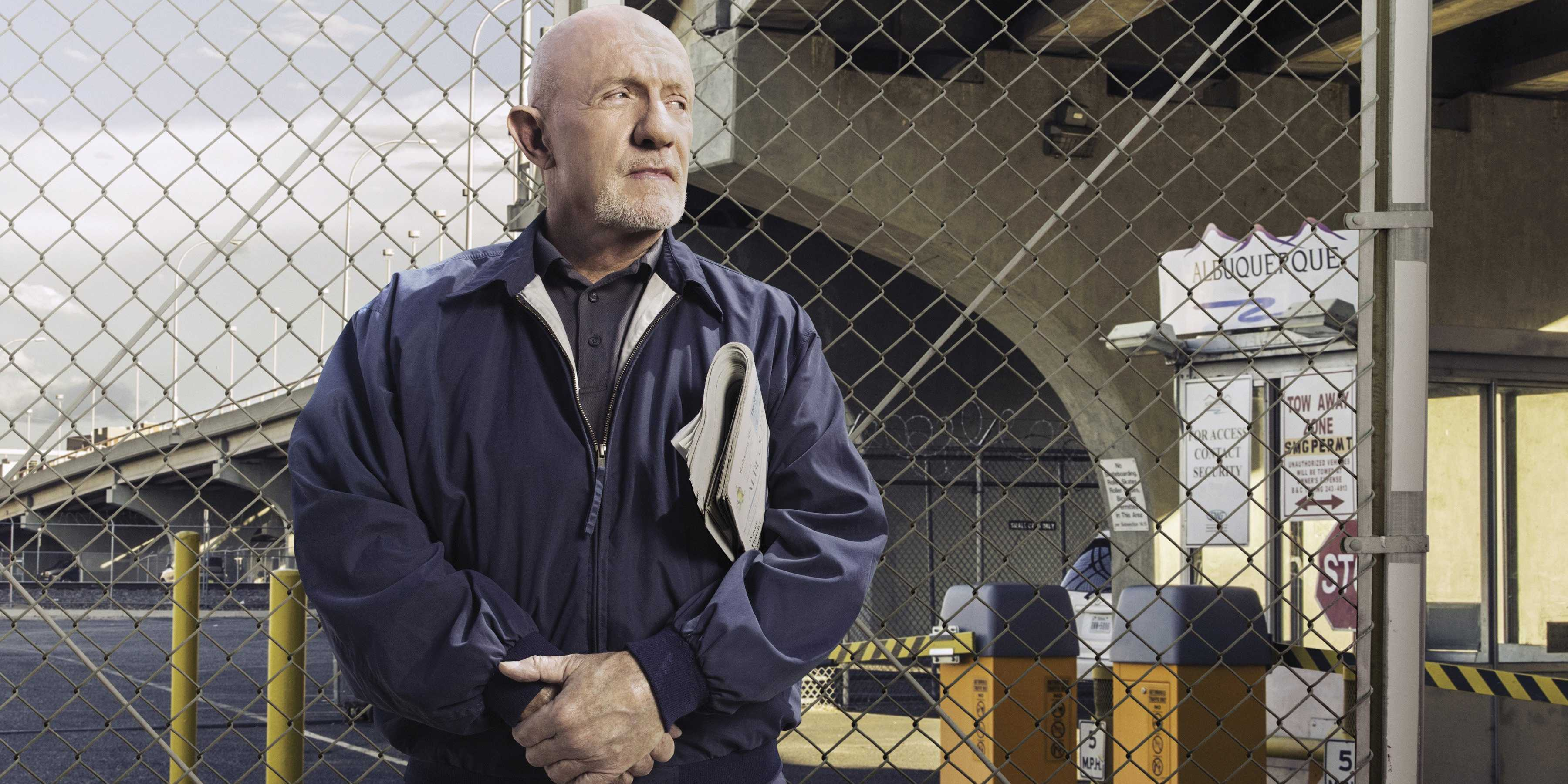 Personnage better call saul mike
